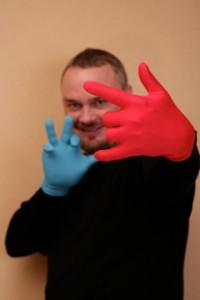 Greg Irwin, Founder of Hand Fitness