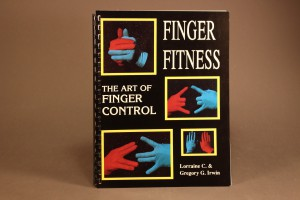 Finger Fitness Book - The Art of Finger Control