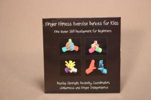 Finger Fitness Excercise Dances for Kids