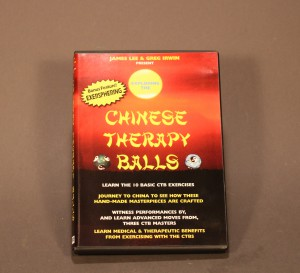 Exploring Chinese Therapy Balls Cover