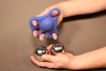 Rgrip and spheres