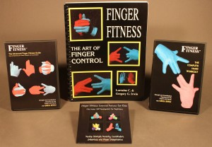 Finger Fitness video Collectionand E-book